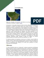 Amazônia - Trabalho Sofia