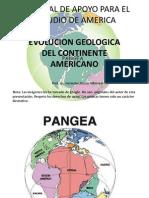 Evolucion Geologica de America