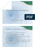 Teoria de Buckley e Leverett