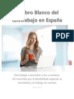 El Libro Blanco del Teletrabajo en España