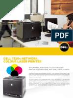Printer Network 1320c en Dell