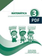 Guia Matematica Tercer Ano