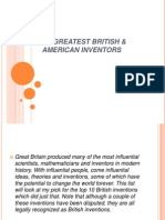 THE GREATEST BRITISH & AMERICAN INVENTORS.ppt