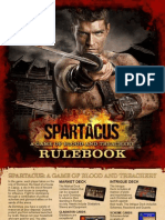 Spartacus Rulebook GF9