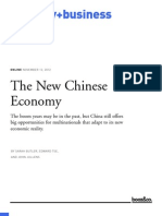 00141 the New Chinese Economy