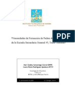 "Investigacion Educativa ""ESF # 5"""