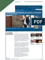 16.2.2013, 'Il dipinto ritrovato di Melandri sarà esposto a Cesenatico', RomagnaNOI