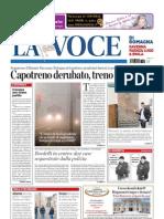 16.2.2013, 'Ritrovato Un Dipinto Di Pietro Melandri', La Voce Di Romagna