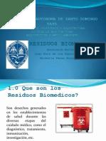 RESIDUOS BIOMEDICOS.pptx