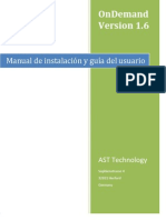 Ondemand v16 Ug Spanish