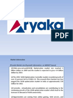 SWOT Analysis of Aryaka Networks