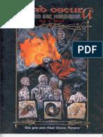 Vampiro Edad Oscura - Libro Del Narrador
