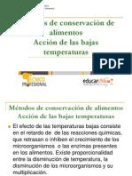 Sesion4 Accion de Las Bajas Temperaturas