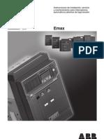 Emax _ Instrucciones de instalación y servicio _ ABB