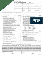 2013 Physical Form English UIL-AISD