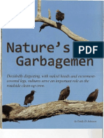 nature's garbagemen