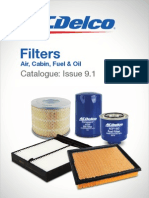 Catalogue ACDelco Filters