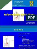 Enfermedades esofágicas.PHM