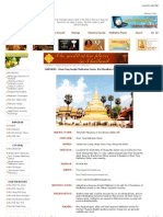 NORTHERN - Chom Tong Insight Meditation Center, Wat Phradhatu Sri Chom Tong Voravihara