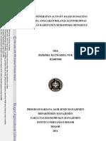 Analisis Penerapan Activity Based Budgeting (1)