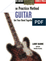 Berklee Practice Method - Guitar (Get Your Band Together)