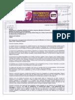 Petición de AUDIENCIA con Presidente Otto Pérez M por nombramiento Rey Gitano Nov2012