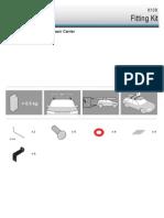 K108 Roofrac Fitting Kit