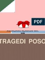 TRAGEDI POSO