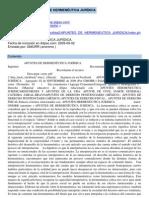 APUNTES HERMENEUTICA