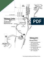 Talisman Map