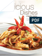 Delicious Dishes