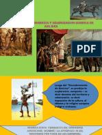 CONQUISTA Y COLONIZACIÓN DE AMERICA