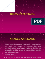 AULA_REDAÇÃO OFICIAL