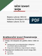 1402Kratkoročni izvori finansiranja (1)