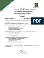 MC0085 Assignment Winter 2012