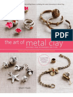 33979483 Making a Ring Bezel for Stones From the Art of Metal Clay by Sherri Haab