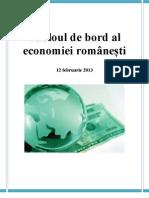 Tabloul de Bord Al Economiei Romanesti - 12 Februarie