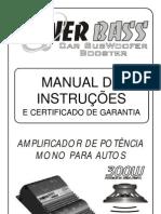 Manual p Bass