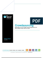 Essentials Crowd-sourcing white paper