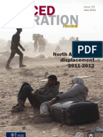 Forced Migration - North-Africa