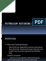 Petroleum Refining Process