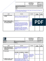 FRM-MR-01 Management Review Sept 03