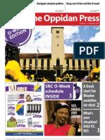 O-Week Edition 2013
