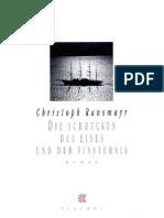 Ransmayr, Christoph - Die Schrecken Des Eises Und Der Finsternis