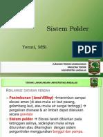 Sistem Polder