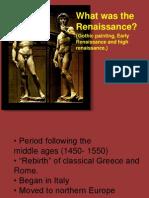 5-Renaissance Early & High