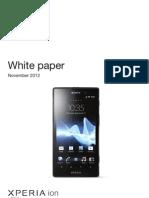 Whitepaper en Lt28i Xperia Ion