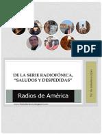 Tito Ballesteros - Saludos y Despedidas en Radio