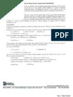 Ac i Volume Calculation