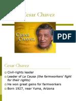 Cesar Chavez - Civil-Rights Champion